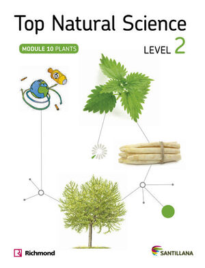 TOP NATURAL SCIENCE 2 PLANTS MODULO 10