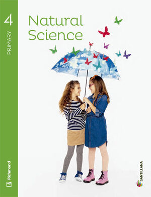 NATURAL SCIENCE + AUDIO 4 PRIMARY STUDENT'S BOOK