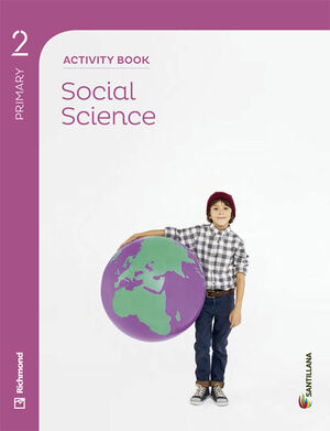 SOCIAL SCIENCE 2 PRIMARY ACTIVITY BOOK