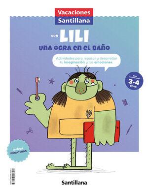 3AÑOS VACACIONES 2 INFANTIL ED21
