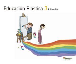 EDUCACIÓN PLÁSTICA 3 PRIMARIA