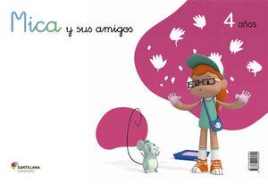 INFANTIL MICA 4AÑOS CANARIAS