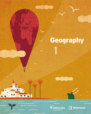 GEOGRAPHY 1ESO STUDENT´S BOOK CANARIAS