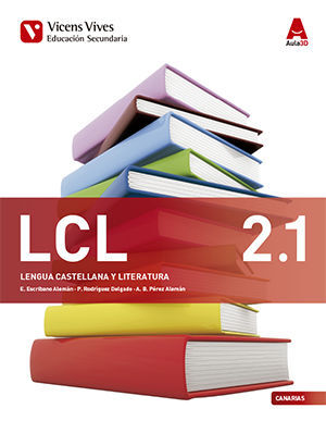 LCL 2 CANARIAS TRIM (LENGUA Y LIT) AULA 3D