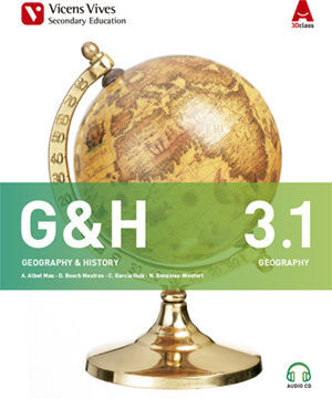 G&H 3 (3.1-3.2)+2CD'S GEOGRAPHY-HISTORY) 3D CLASS