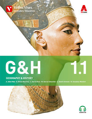 G&H 1(1.1-1.2)+2CD'S (GEOGRAPHY & HISTORY) 3D CLASS