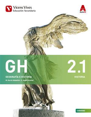GH 2 (2.1-2.2) CANARIAS (HISTORIA) AULA 3D