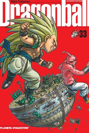 DRAGON BALL Nº 33/34 PDA