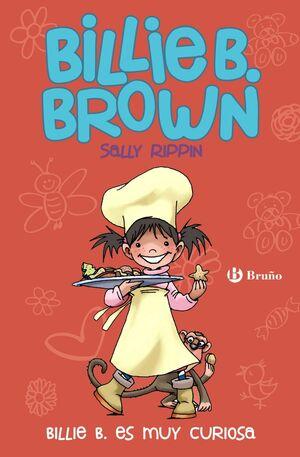 BILLIE B. BROWN, 4. BILLIE B. ES MUY CURIOSA