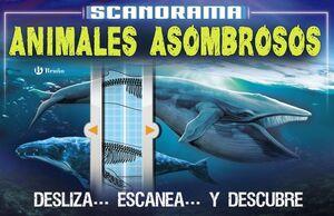 SCANORAMA. ANIMALES ASOMBROSOS