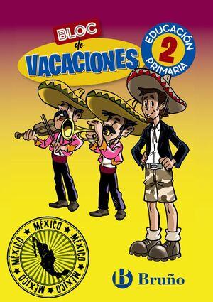 BLOC VACACIONES 2 PRIM