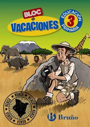 BLOC VACACIONES 3 PRIM