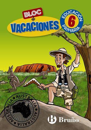 BLOC VACACIONES 6 PRIM
