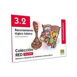 RAZONAMIENTO LOGICO BASICO 3.2 NE RED