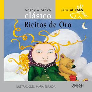 RICITOS DE ORO MAYUSCULAS CLASICOS
