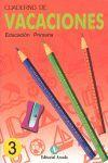 VACACIONES, 3 EDUCACIÓN PRIMARIA