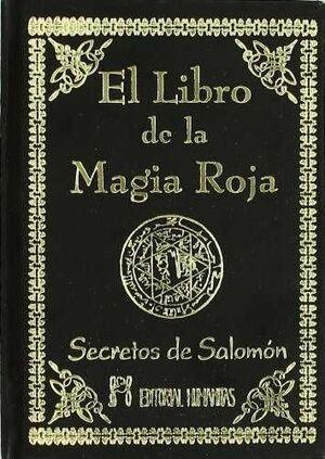 EL LIBRO DE LA MAGIA ROJA