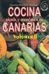 COCINA RÁPIDA Y ECONÓMICA DE CANARIAS