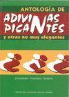 ANTOLOGÍA DE ADIVINAS PICANTES