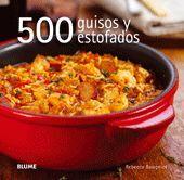 500 GUISOS Y ESTOFADOS
