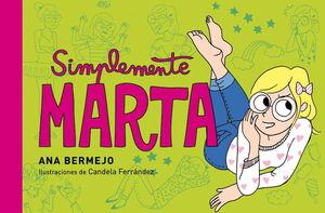 SIMPLEMENTE, MARTA (DIARIO DE MARTA)