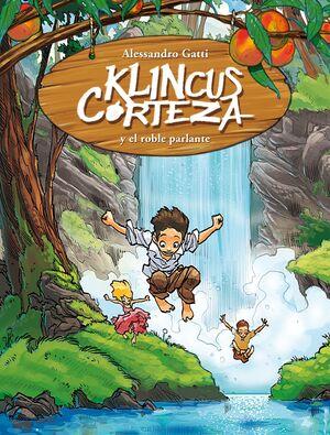KLINCUS Y LA ENCINA PARLANTE (KLINCUS CORTEZA 3)