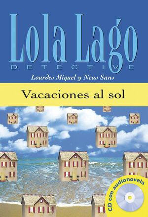 VACACIONES AL SOL,  LOLA LAGO + CD