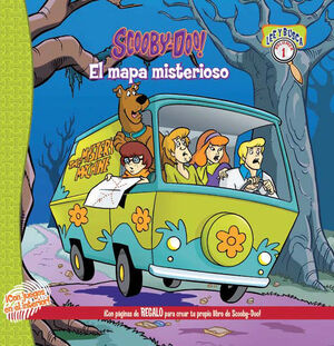 SCOOBY-DOO. EL MAPA MISTERIOSO