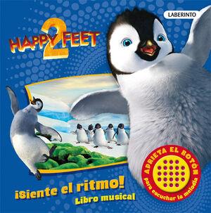 HAPPY FEET 2. ¡SIENTE EL RITMO!