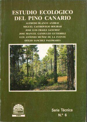 ESTUDIO ECOLÓGICO DEL PINO CANARIO