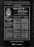 LA JUSTICIA DE LOS REBELDES (LOS FUSILADOS EN SANTA CRUZ DE TENERIFE 1936-1940)