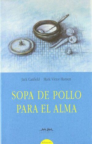 SOPA DE POLLO PARA EL ALMA