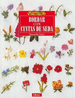EL LIBRO DE BORDAR CON CINTAS DE SEDA