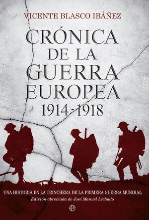 CRÓNICA DE LA GUERRA EUROPEA