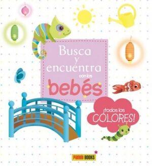 TODOS LOS COLORES-BUSCA Y ENCUENTRA CON LOS BEBES