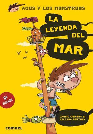 LA LEYENDA DEL MAR