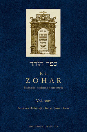 EL ZOHAR, (VOL. 24)
