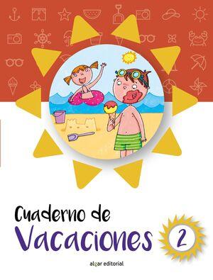 CUADERNO DE VACACIONES 2