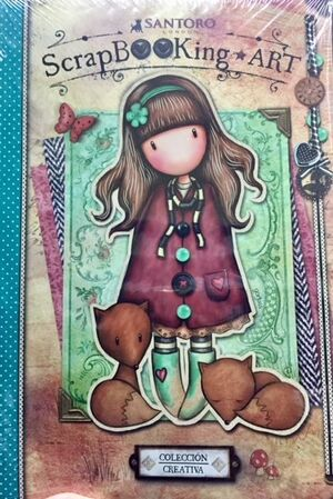 SCRAPBOOKING ART GORJUSS - COLECCION CREATIVA
