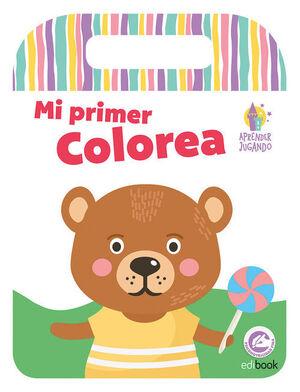 APRENDER JUGANDO - LIBRO COLOREAR - Nº 3