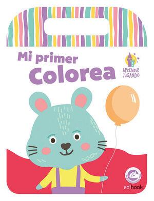 APRENDER JUGANDO - LIBRO COLOREAR - Nº 4