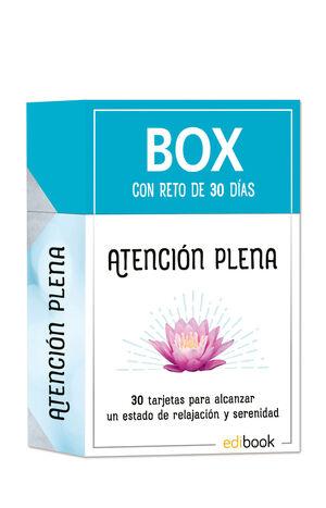 BOX CON RETO DE 30 DÍAS- ATENCIÓN PLENA