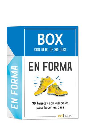 BOX CON RETO DE 30 DÍAS- EN FORMA