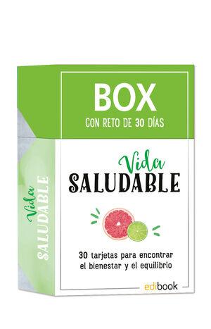 BOX CON RETO DE 30 DÍAS- VIDA SALUDABLE