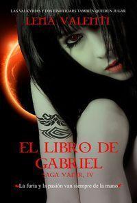 LIBRO DE GABRIEL,EL IV