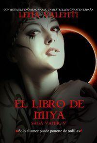 LIBRO DE MIYA,EL V - 6ªED