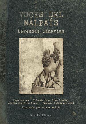 VOCES DEL MALPAÍS. LEYENDAS CANARIAS