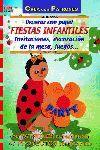 SERIE PAPEL Nº 19. DECORAR CON PAPEL FIESTAS INFANTILES