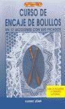 CURSO DE ENCAJE DE BOLILLOS