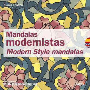 MANDALAS MODERNISTAS / MODERN STYLE MANDALAS